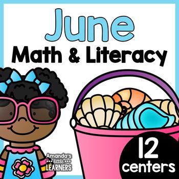 June Centers - Summer Beach Theme