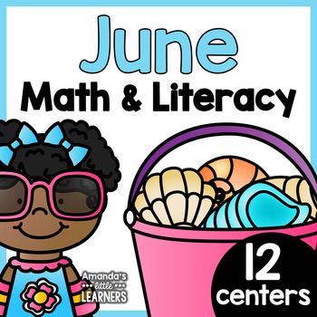 June Centers - Beach Theme