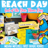 End of the Year Activities  Beach Day   Distance Learning