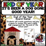 End of the Year Board Game