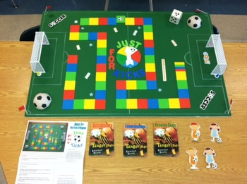 End of the Year Board Game Project