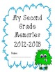 End of the Year Book {All Grades}