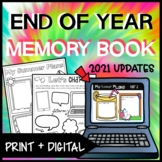 *End of the Year Book- KEEP THEM BUSY!!! *No Prep!*