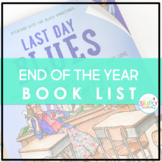 End of the Year Book List