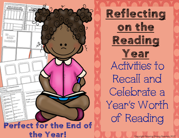 End of the Year Book & Reading Activities-Classroom Library Focused