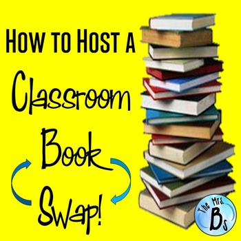 How to Host an End of the Year Book Swap!