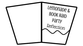 Back to School Book Tasting - Lemonade & Book Raid Party!