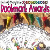 End of the Year Bookmark Awards