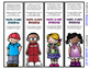 End of the Year Bookmarks - 4 Designs each Preschool thru 5th Grade