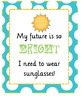 """End of the Year """"Bright Future"""" Tag"""