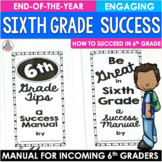 End of the Year Activity Sixth Grade
