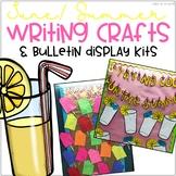 June / Summer Writing Crafts and Bulletin Display Kit
