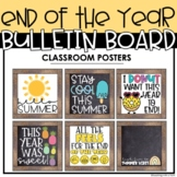 End of the Year | Bulletin Board