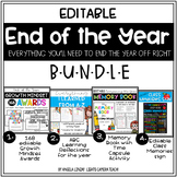 End of the Year Bundle: Everything You Need to End the Year Off Right!