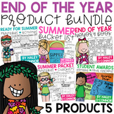 End of the Year Bundle {Awards, Homework, Printables, Crafts, and Activites}