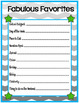 End of the Year Activity BUNDLE {2 Games, Memory Book & Writing}