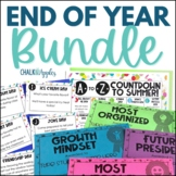 End of the Year Bundle - Print & Digital Resources