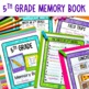 End of the Year Bundle- 5th Grade- Memory Book, Awards and Top Ten Lists
