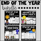 End of the Year Bundle {For Upper Elementary}