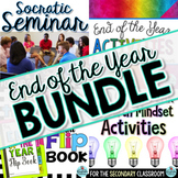 End of the Year Bundle for the Secondary Classroom