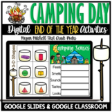 End of the Year Camping Theme Day Activities | Distance Le