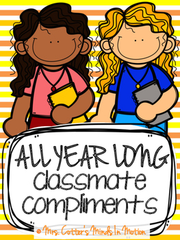 All Year Long Class Compliments