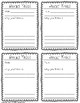 End of the Year Classroom Library  Book Recommendation Cards FREEBIE