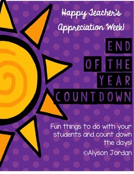 End of the Year Countdown!