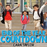 End of the Year Countdown - 7 Themed Days of Learning Fun!
