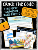 End of the Year Digital Crack the Code: Case of the Missin