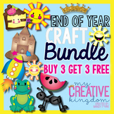 End of the Year Craft Bundle