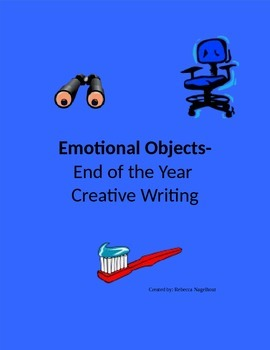 Creative Writing Assignment (End of the Year)