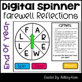 End of the Year Digital Spinner