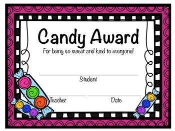 End of the Year Dollar Tree Awards