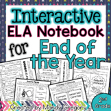End of the Year ELA Interactive Notebook (2nd Grade)