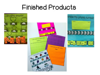 End of the Year Editable Book
