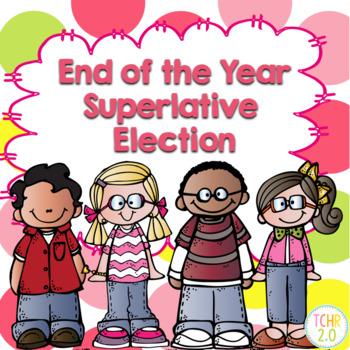 Class Superlatives Awards