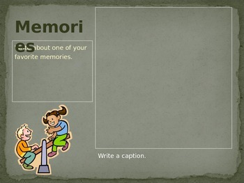 End of the Year Electronic Memory Book 2