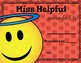 #nofrillsfun End of the Year Emoji Certificates BW+Color Options (Editable)