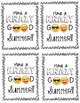 End of the Year Emoji Tags