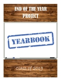 End of the Year English Project