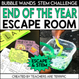 Escape Room for the End of the Year