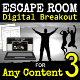 Escape Room - Digital Breakout for ANY CONTENT 3