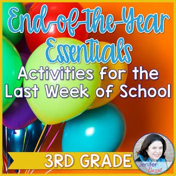 End-of-the-Year Essentials: 3rd Grade