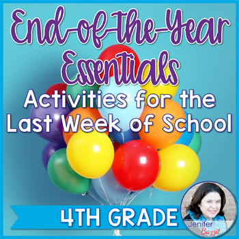 End-of-the-Year Essentials: 4th Grade