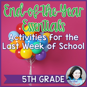 End-of-the-Year Essentials: 5th Grade