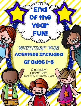 End of the Year FUN Unit