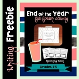 End of the Year File Folder Activity *Freebie*