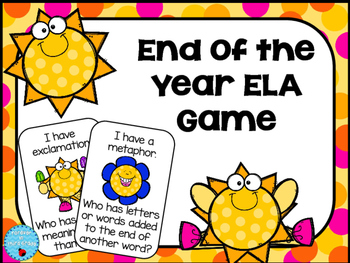 End of the Year Game