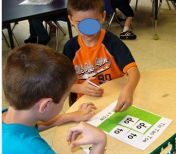 Sight Word Tic Tac Toe and  Place Value Mats